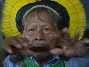 Indigenistas indicam Raoni para Nobel da Paz