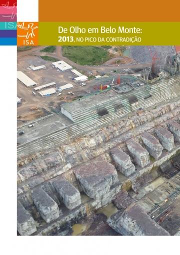 ISA publica revista sobre Belo Monte