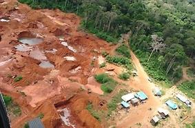 Ação do MPF pede proibição de concessões para mineração em áreas protegidas no Brasil