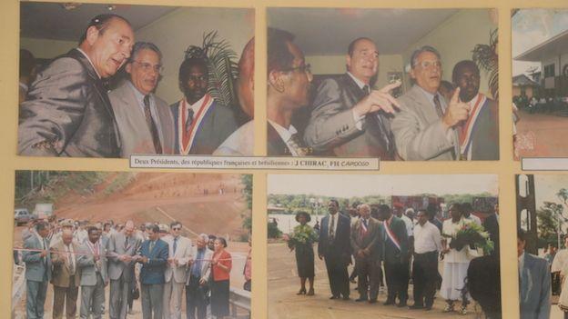 Obra foi anunciada em 1997 pelos então presidentes Jacques Chirac e Fernando Henrique Cardoso