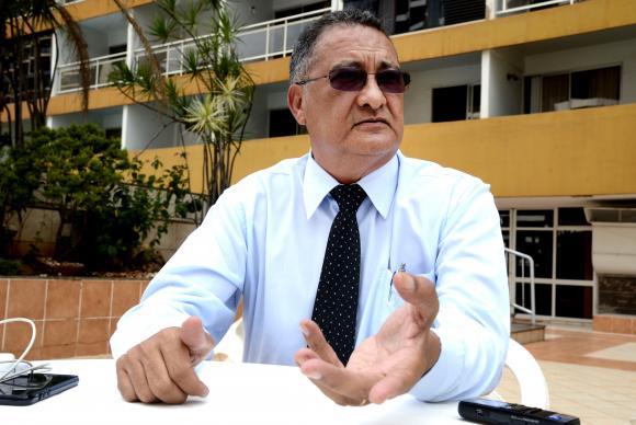 O professor Jefferson Fernandes do Nascimento é o primeiro indígena eleito reitor de uma universidade no BrasilValter Campanato/Agência Brasil
