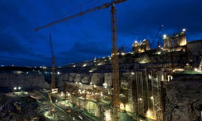 belo monte hidrelétrica norte energia obra
