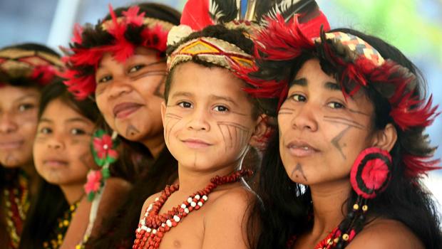 O conceito de mãe pode ser diferente entre indígenas e não indígenas.  Foto: Divulgação/Agência Minas