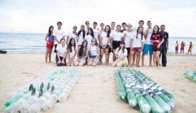 Estudantes de Manaus desenvolvem prancha ecológica de SUP com garrafas PETÉrico Xavier / Agência Fapeam