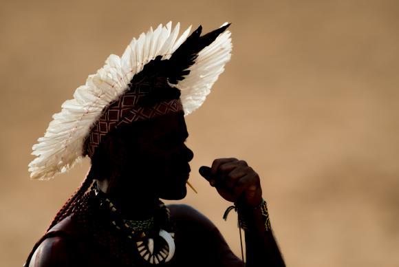 Roraima é o estado brasileiro que detém o maior percentual de indígenas em terras demarcadas (83,2%)Marcelo Camargo/Agência Brasil