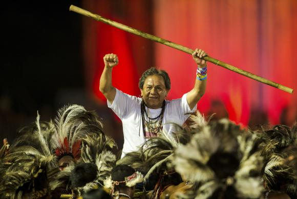 Marcos Terena defende que a presidência da Funai seja ocupada por um indígenaMarcelo Camargo/Arquivo Agência Brasil