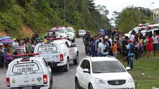 Padre diz que presídio onde ocorreu matança em Manaus é uma 'fábrica de tortura'