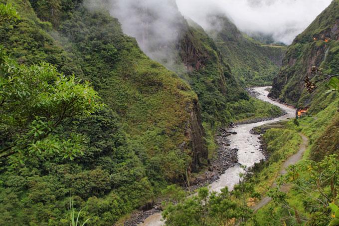 """Amazônia: """"essa foi provavelmente a maior área de vulcanismo com tamanha intensidade no mundo"""", diz o pesquisador (Thinkstock)"""