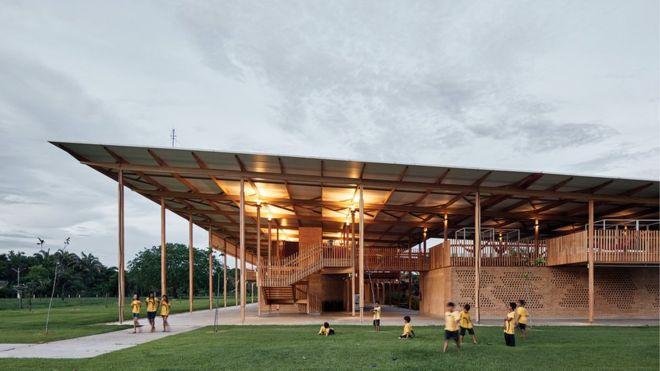 Prédio de moradia estudantil no Tocantins recebe prêmio internacional de arquitetura
