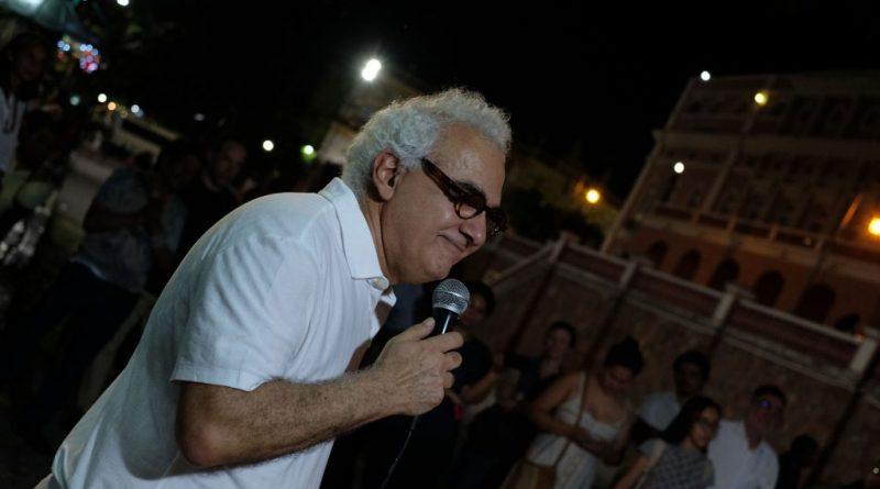 """""""Espero que a nossa frágil democracia não saia dos trilhos"""", diz Milton Hatoum"""
