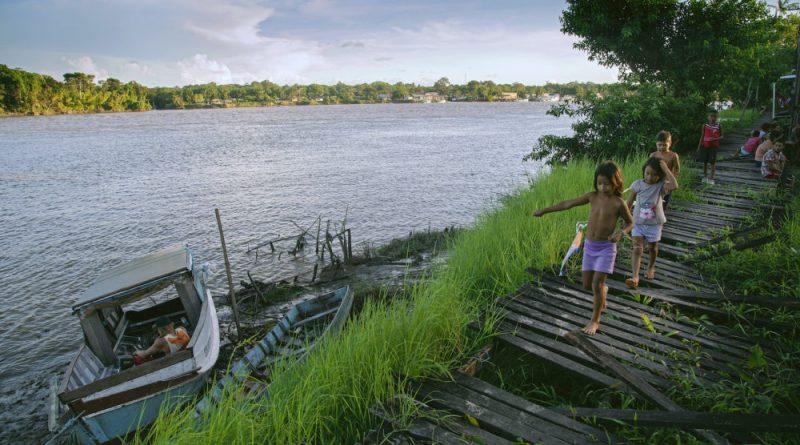 Bailique: por que estas ilhas na foz do Amazonas estão se esfacelando