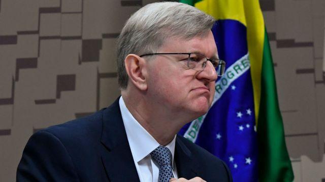 Ajuda econômica é bem-vinda, diz embaixador do Brasil nos EUA sobre plano de Biden para Amazônia