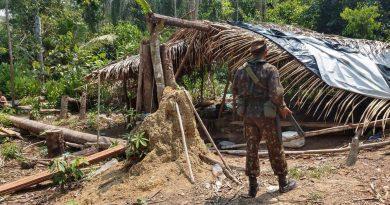 Plano estratégico da Marinha para próximos 20 anos reforça militarização da Amazônia e Pantanal
