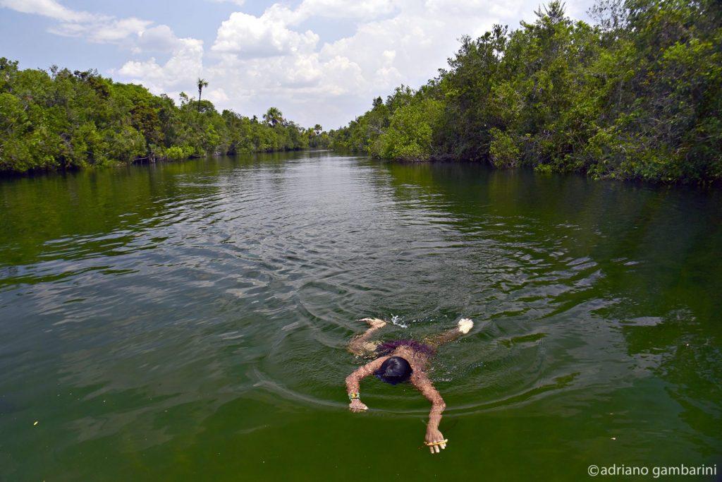 O sagrado violado: hidrelétricas ameaçam o rio Juruena e vida dos indígenas