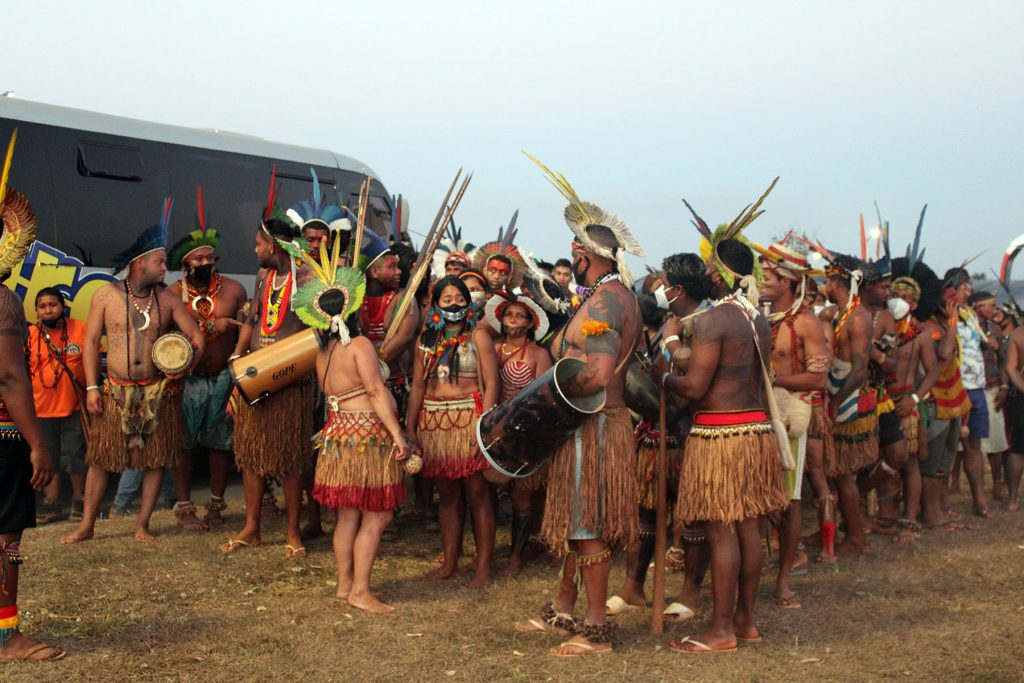 """""""We are seen as foreigners in our country"""": the indigenous people of Brazil claim their right to land"""""""